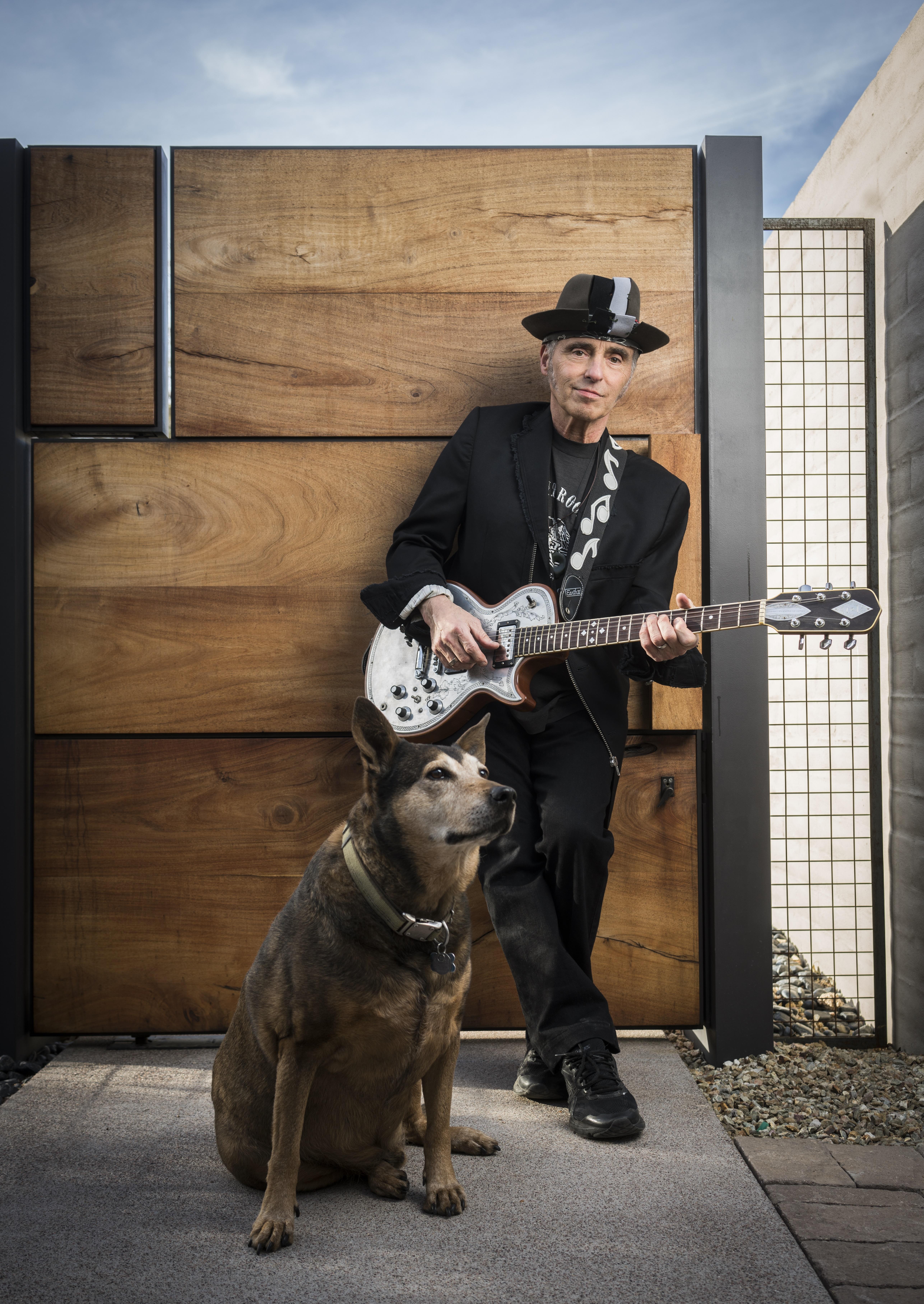 2019 Nils Lofgren Band Tour PHOTO 2 by Carl Schultz (1)