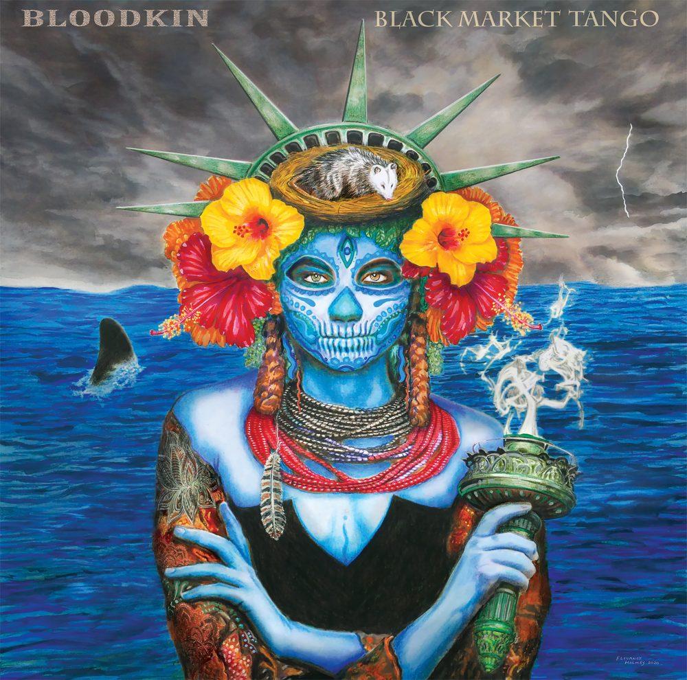 Bloodkin's album