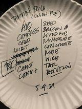 Dan Navarro Set List