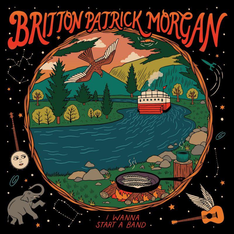 Britton Patrick Morgan