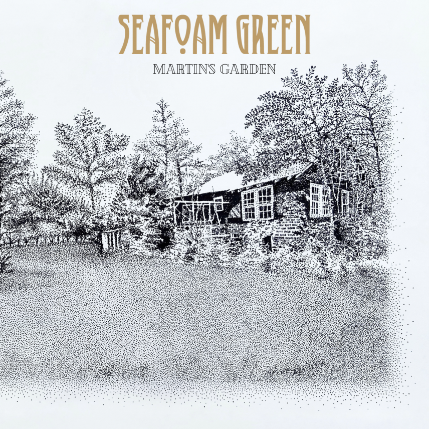 Seafood Green Album Cover