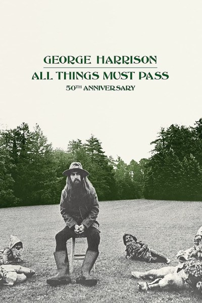 Beatles All Things Must Pass
