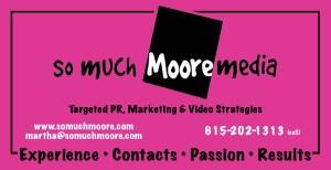 Martha Moore ad