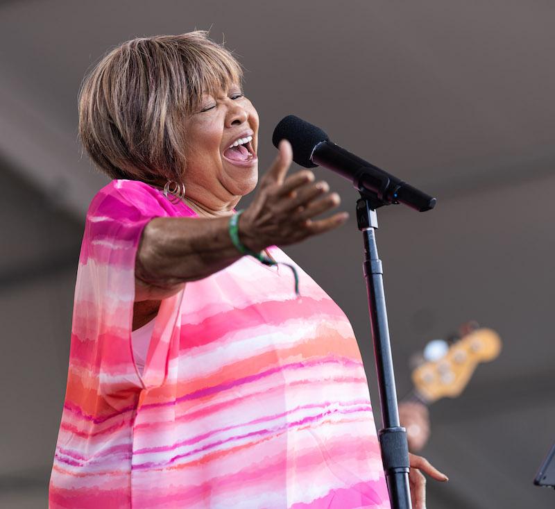 Newport Jazz Festival Mavis Staples