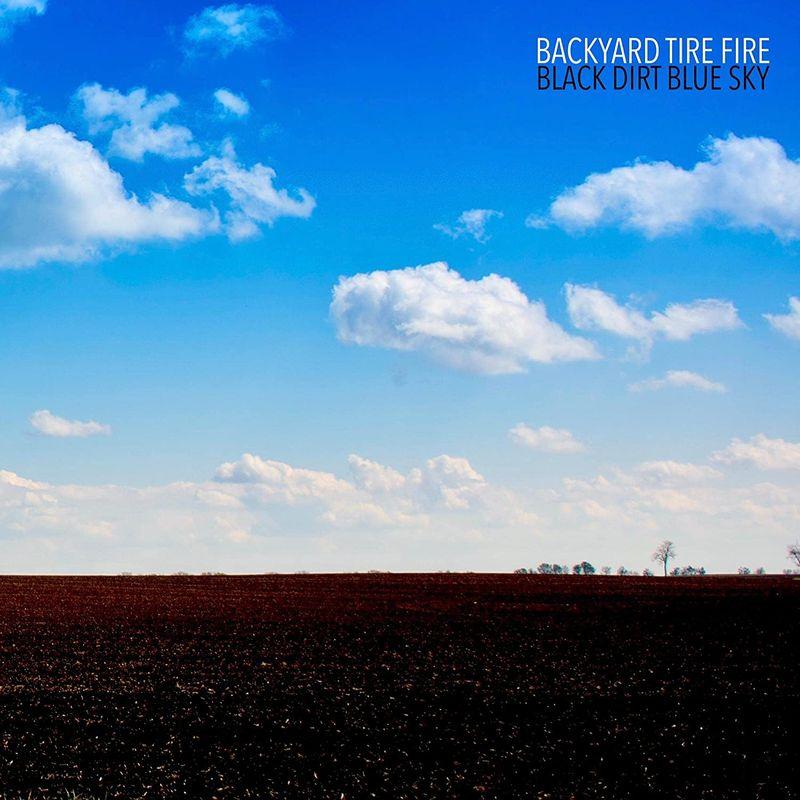 Backyard Tire Fire