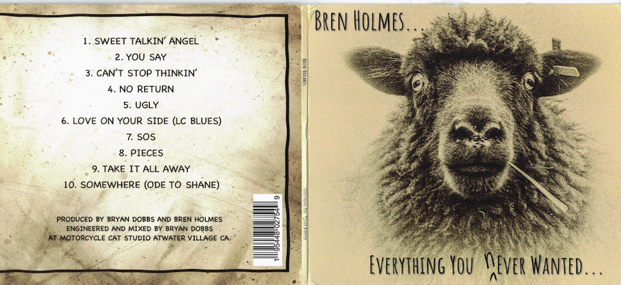 Bren Holmes
